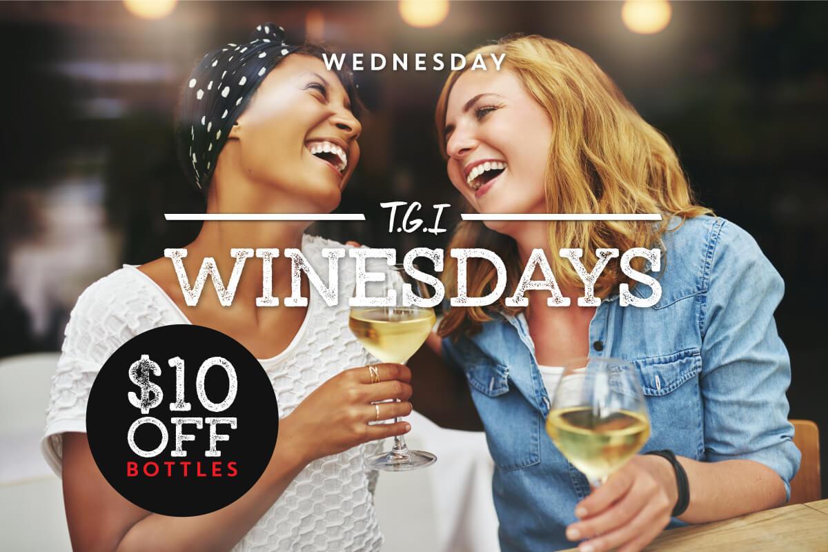T.G.I. Winesdays